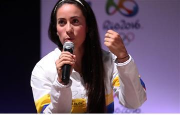 Mariana Pajón correrá la Media Maratón de Bogotá