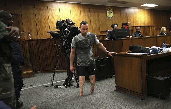 Óscar Pistorius ha sido el único atleta con protesis en correr unos JJOO. Foto: EFE