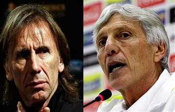 Copa América: Gareca y Pékerman calientan el partido