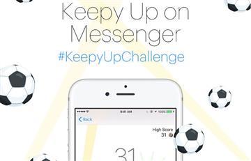 Messenger también vive el fútbol