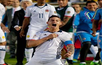 Perú vs. Colombia: Los mejores goles de James y Paolo Guerrero