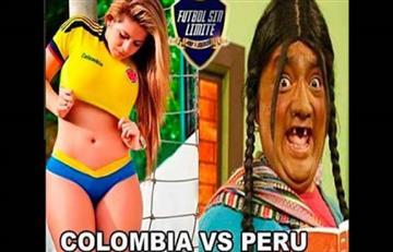 Perú vs. Colombia: Memes previos al partido