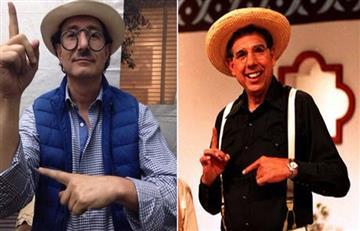 Profesor Jirafales: Hijo de Chespirito despide a Rubén Aguirre