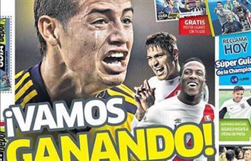Selección Colombia: James Rodríguez y la vez que su lesión alegró a Perú