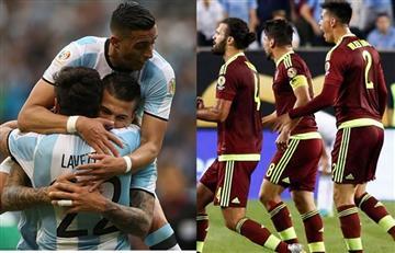 Argentina vs. Venezuela: previa, datos y transmisión