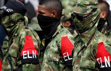 Capturana ocho integrantes del ELN que ingresaban armas desde Venezuela