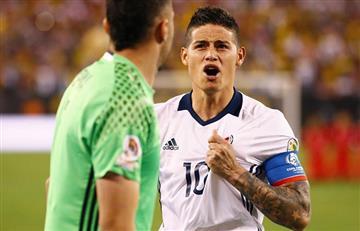 Colombia ganó a Perú y se clasificó a semifinales