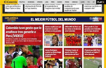 Esto dicen los medios de la clasificación de Colombia