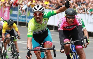 Nuevo triunfo argentino en la Vuelta a Colombia