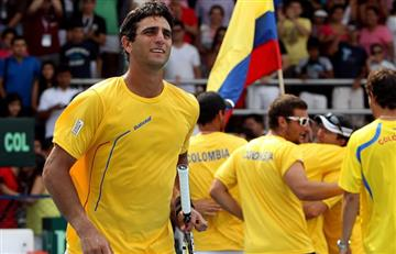 Selección Colombia definida para la Copa Davis