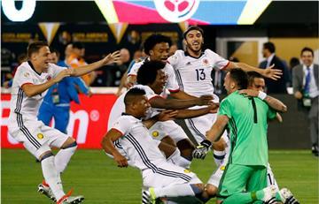 Selección Colombia: Los famosos también celebran la clasificación