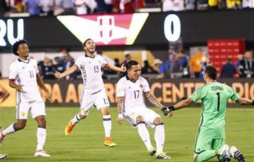 Selección Colombia: reviva los penales de la clasificación