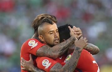 Chile goleó a México y twitter explotó