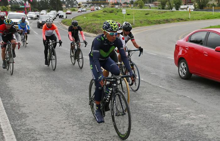 Nairo Quintana gana la Ruta del Sur