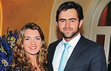 Se casó la hija del Presidente Juan Manuel Santos