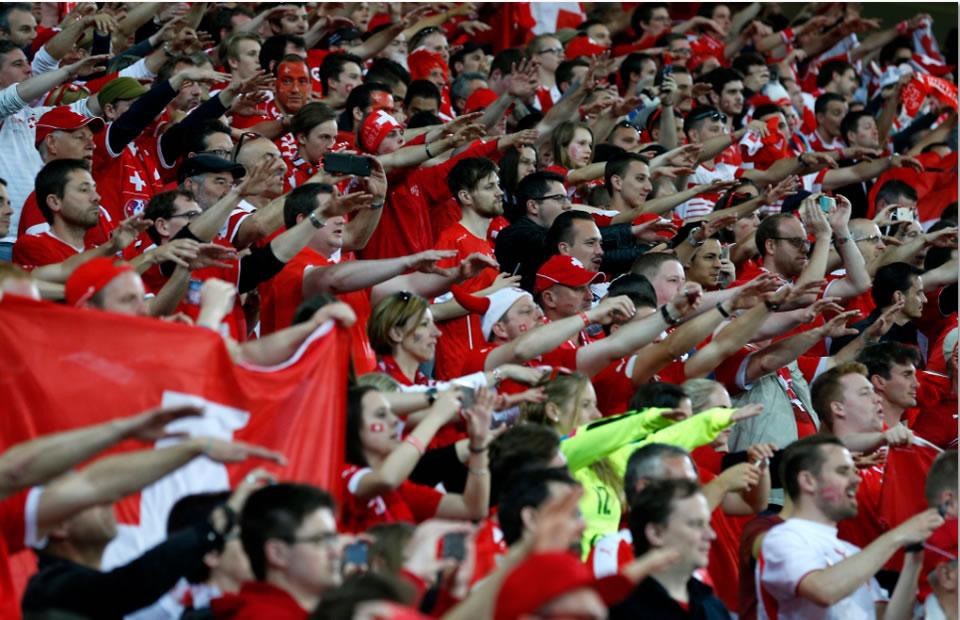 Suiza vs. Francia: lo que usted no vio del partido