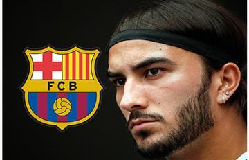 Barcelona no le pierde pista a Sebastián Pérez