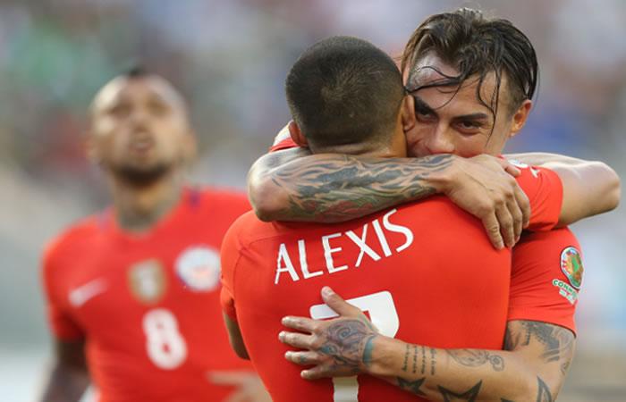 Chile, el rival que enfrentará Colombia