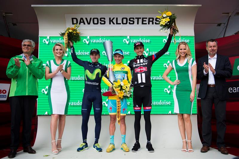 FOTOS: Miguel Ángel López, campeón de la Vuelta a Suiza