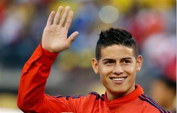 Copa América Centenario: James Rodríguez y sus vacaciones