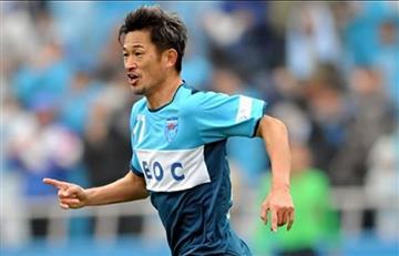 Kazuyoshi Miura: El jugador de 49 años que sigue haciendo historia