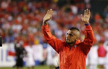 Selección Colombia: Arturo Vidal da por eliminada a la 'tricolor'