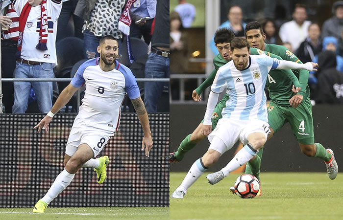 Estados Unidos vs. Argentina: datos, formación y transmisión