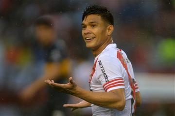 River Plate: Teófilo Gutiérrez no llegaría al 'millonario'