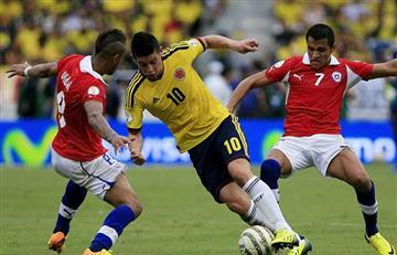 Selección Colombia: los momentos más gloriosos frente a Chile