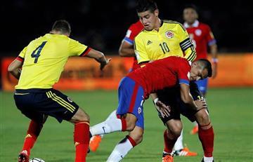 Selección Colombia: prensa chilena respeta a la 'tricolor'