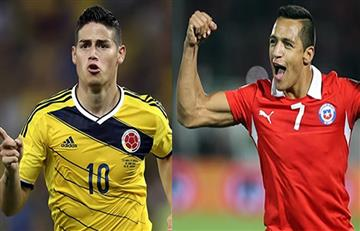 Copa América: ¿Cuánto cuestan las nóminas de Colombia y Chile?