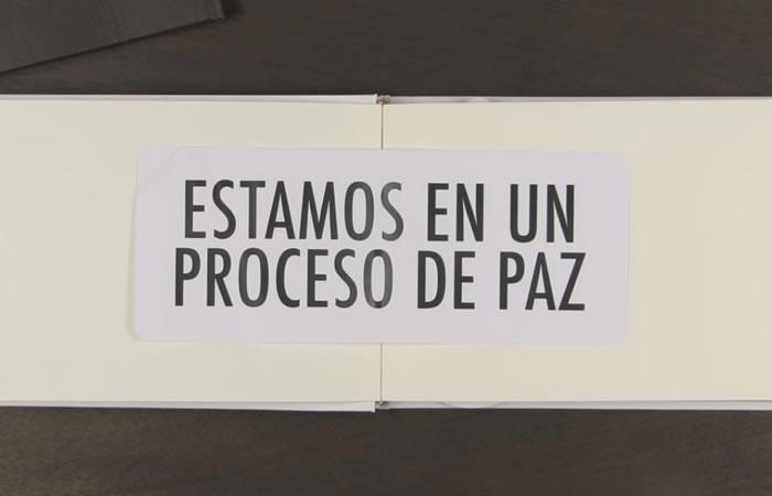 Diana Uribe explica por qué hay que apostarle al proceso de paz. Foto: Youtube