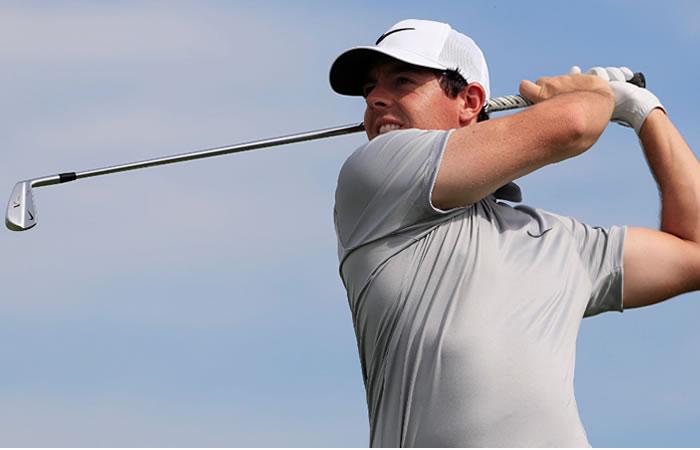 Rory McIlroy, golfista norirlandés. Foto: EFE.
