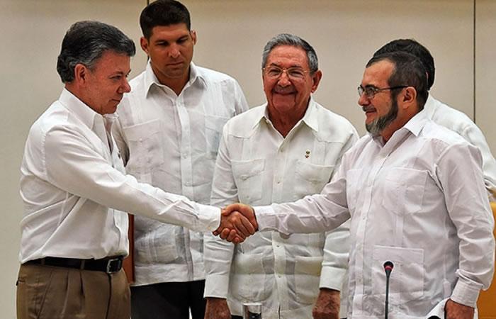 Este es el comunicado oficial para el Cese al Fuego bilateral