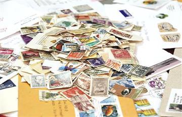 Grandes colecciones de sellos postales y estampillas en Bogotá
