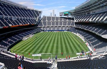 Soldier Field: Estadio de la semifinal entre Colombia y Chile