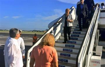 Cese al fuego bilateral:Michelle Bachelet llega a Cuba para acuerdo de paz