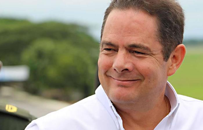 Vargas Lleras no asistió a la firma del acuerdo. Foto: EFE