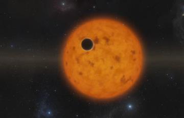 Hallan planeta recién nacido