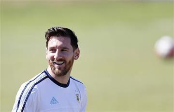"Messi: ""A esta altura lo que importa es ganar"""