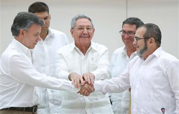 Minuto a minuto: La firma histórica del cese al fuego bilateral