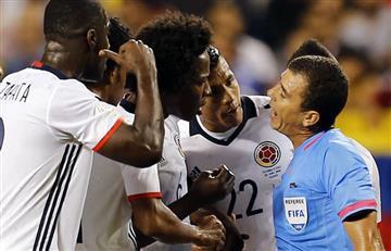 Selección Colombia:¿el árbitro Joel Aguilar interfirió en el partido?