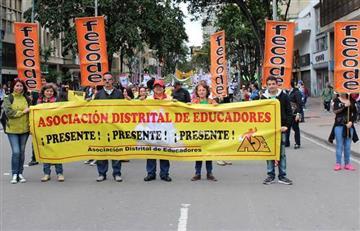 Anuncian inminente paro de profesores oficiales