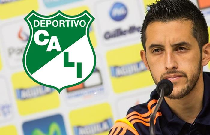 Camilo Vargas llegaría al Deportivo Cali. Foto: EFE
