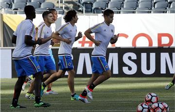 La Selección Colombia ya se encuentra en Phoenix