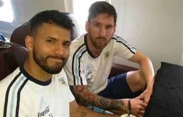 Messi hizo público su enfado antes de la final