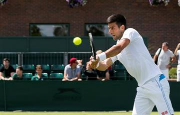 Novak Djokovic perdió