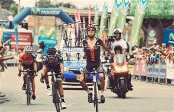 Vuelta a Colombia: Camacho ganó y se viene un final de infarto