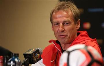 """Klinsmann: """"Colombia es uno de los mejores equipos del mundo"""""""