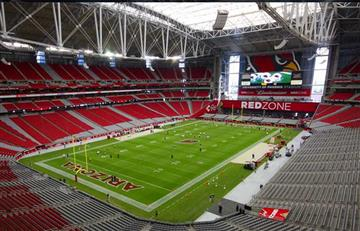 University of Phoenix Stadium: Estadio en el que jugará Colombia